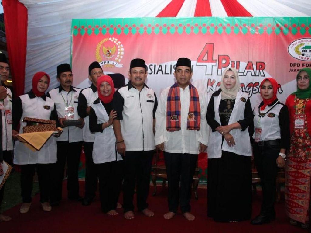 Wakil Ketua MPR: Belajarlah Pluralisme dari Orang Betawi