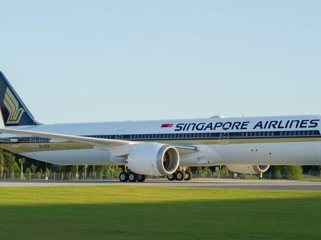 Singapore Airlines Luncurkan Rute Nonstop Terbaru ke Seattle, AS