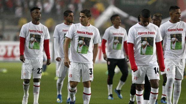 Sanksi Ditangguhkan, Kapten Peru Ini Bisa Tampil di Piala Dunia 2018