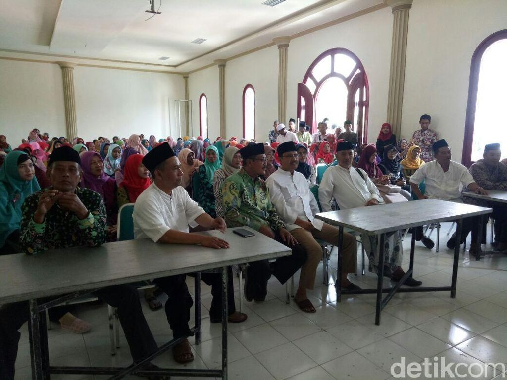 Relawan Pro Jokowi Dukung Gus Ipul-Mbak Puti