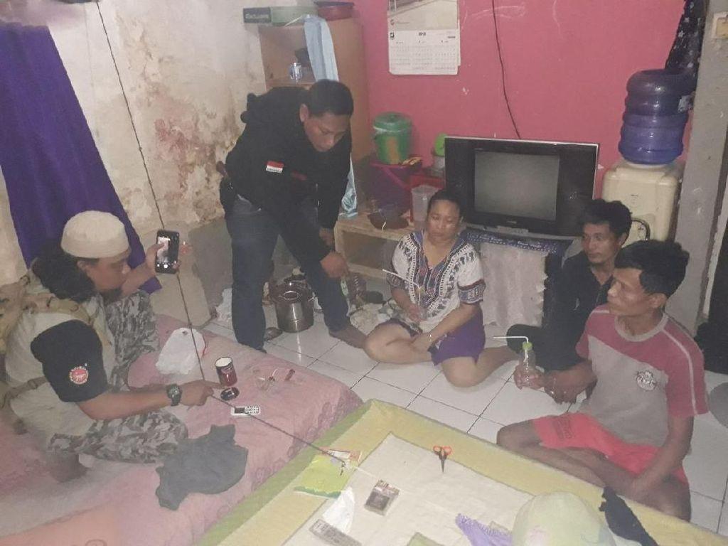 Polisi Tangkap 3 Warga Makassar karena Diduga Pesta Narkoba