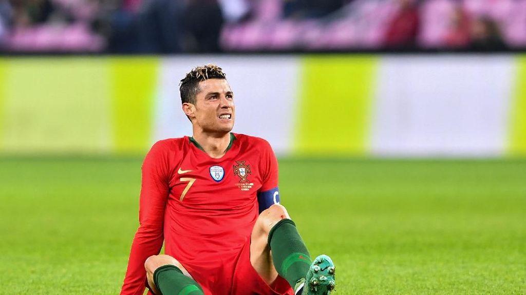 Ronaldo Akui Portugal Bukan Favorit di Piala Dunia 2018