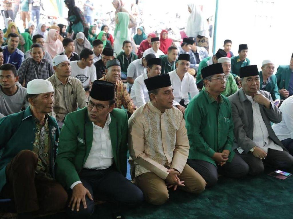 Cagub Edy Dapat Dukungan Ormas Islam Al-Washliyah