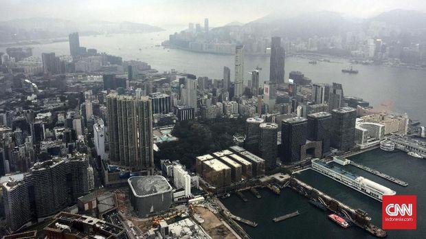Hong Kong Punya Orang Kaya Paling Banyak di Dunia