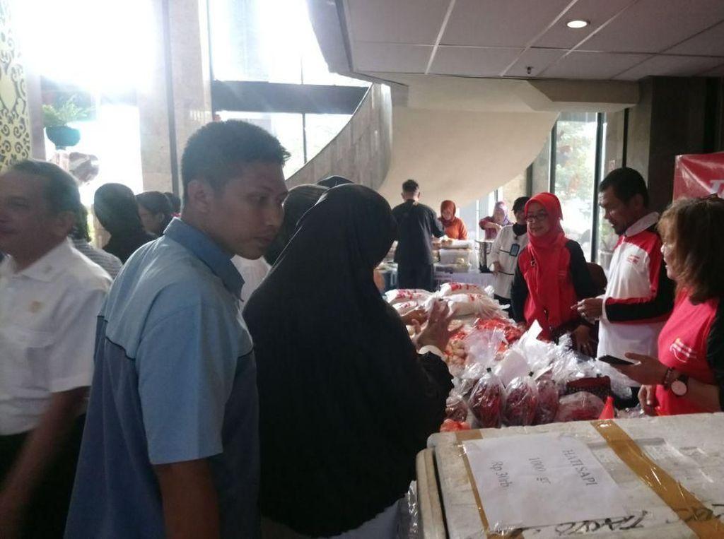 Bazar Murah Kementan: Beras Rp 8.500/Kg hingga Daging Rp 75.000/Kg