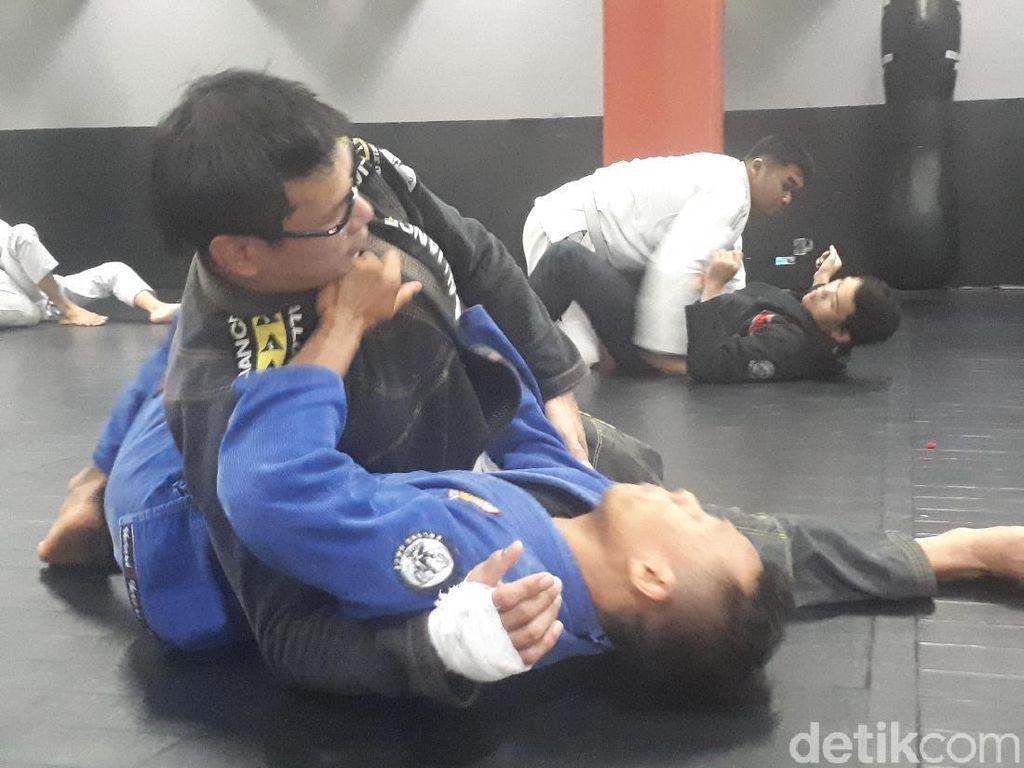 Timnas Jujitsu Sesuaikan Materi dan Durasi Latihan Selama Ramadan