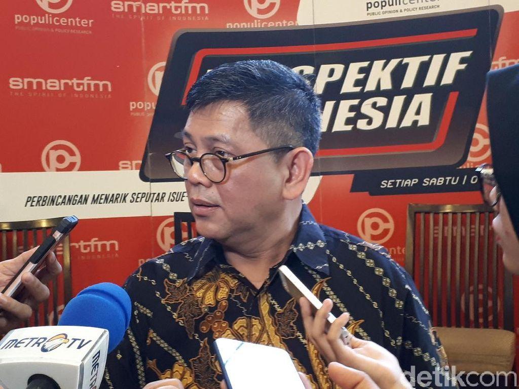NasDem: Tidak Tepat Amien Rais Minta Jokowi ke Rumahnya