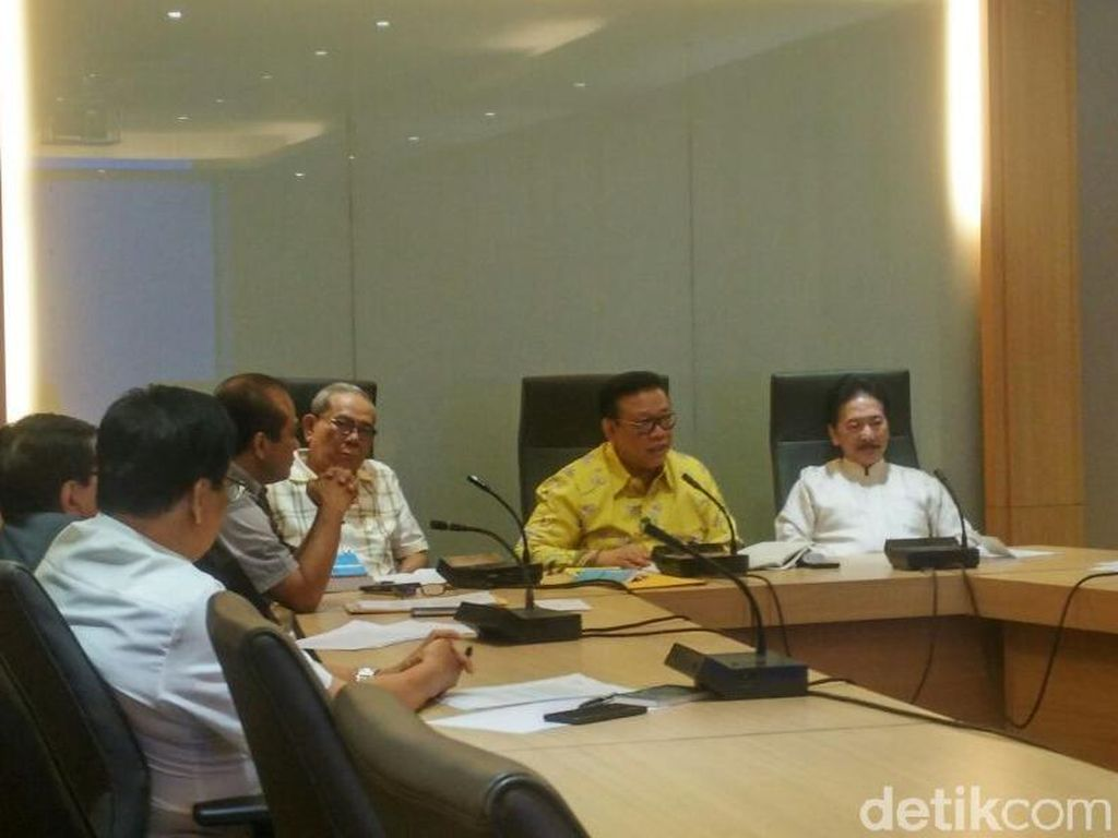 Soal Jokowi-JK Jilid II, Golkar Sepakat Jabatan Wapres Cukup 2 Kali
