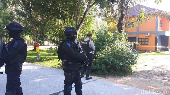 Terduga Teroris di UNRI Ada Kaitan dengan JAD Aman Abdurrahman