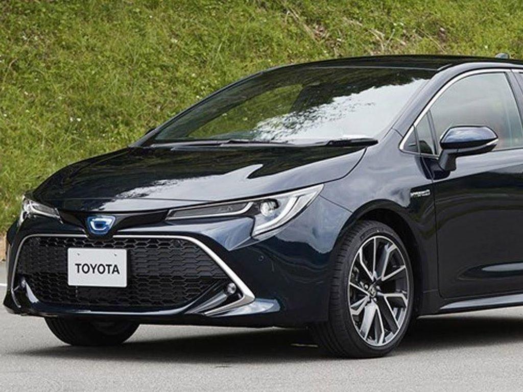 New Toyota Corolla Tanpa Buntut Bakal Gendong Mesin Turbo