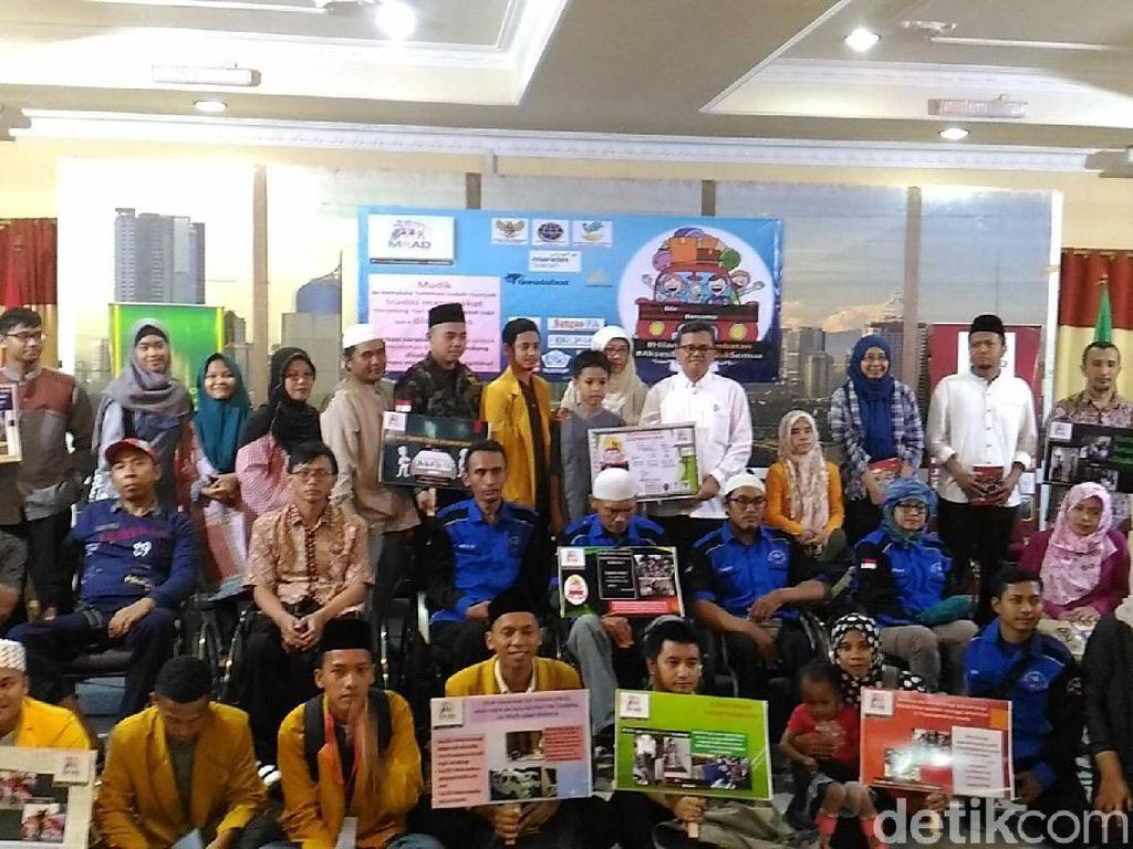 Muhammadiyah Ingin Masjid-masjid Ramah Difabel