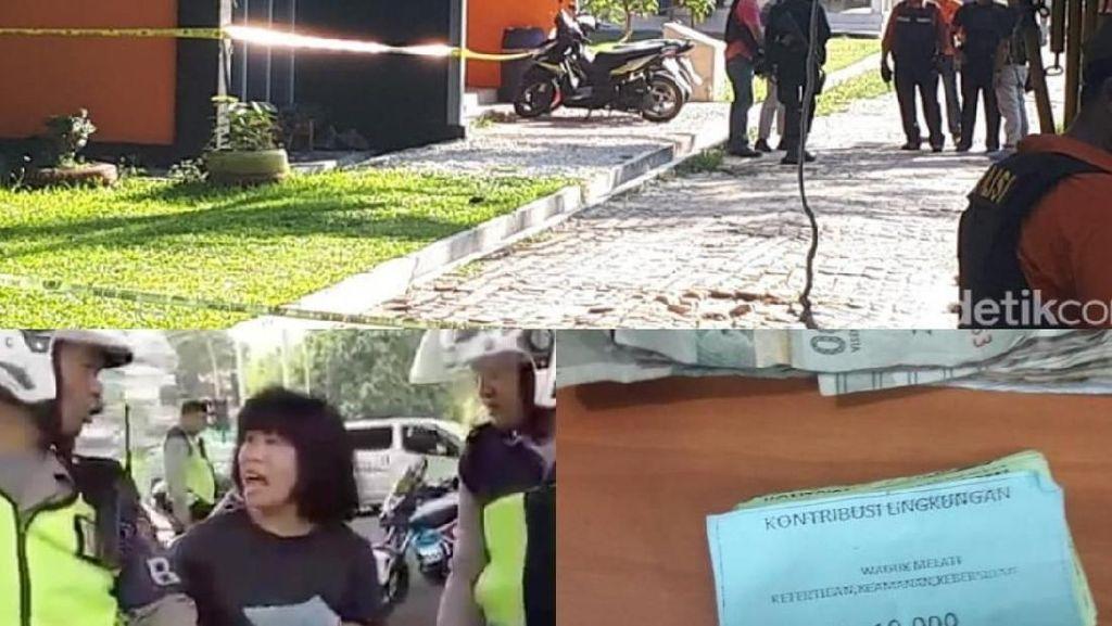 Berita Heboh: Pungli Dekat Thamrin City, UNRI Digeledah Densus 88