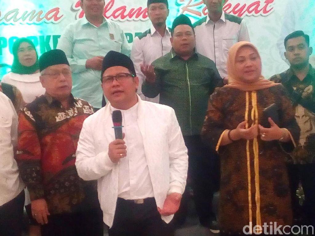 Jokowi Minta Maaf ke Mega, Cak Imin: Itu Sudah Dipertimbangkan