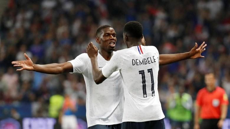Prancis Salah Satu Unggulan Di Piala Dunia 2018