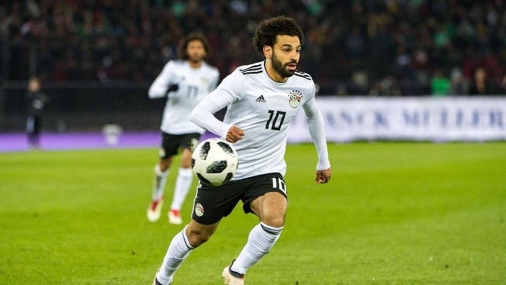 Akhirnya Salah Berlatih Bareng Timnas Mesir