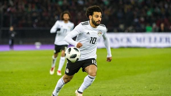 Mesir Tetap Bawa Mohamed Salah ke Piala Dunia 2018