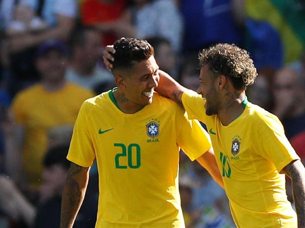 Jangan Sampai Kendur, Brasil!