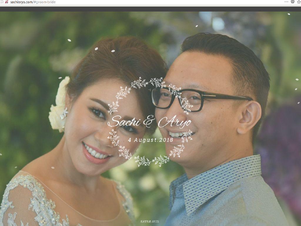 Prabowo Hingga Ahmad Dhani Hadiri Pernikahan Aryo Djojohadikusumo