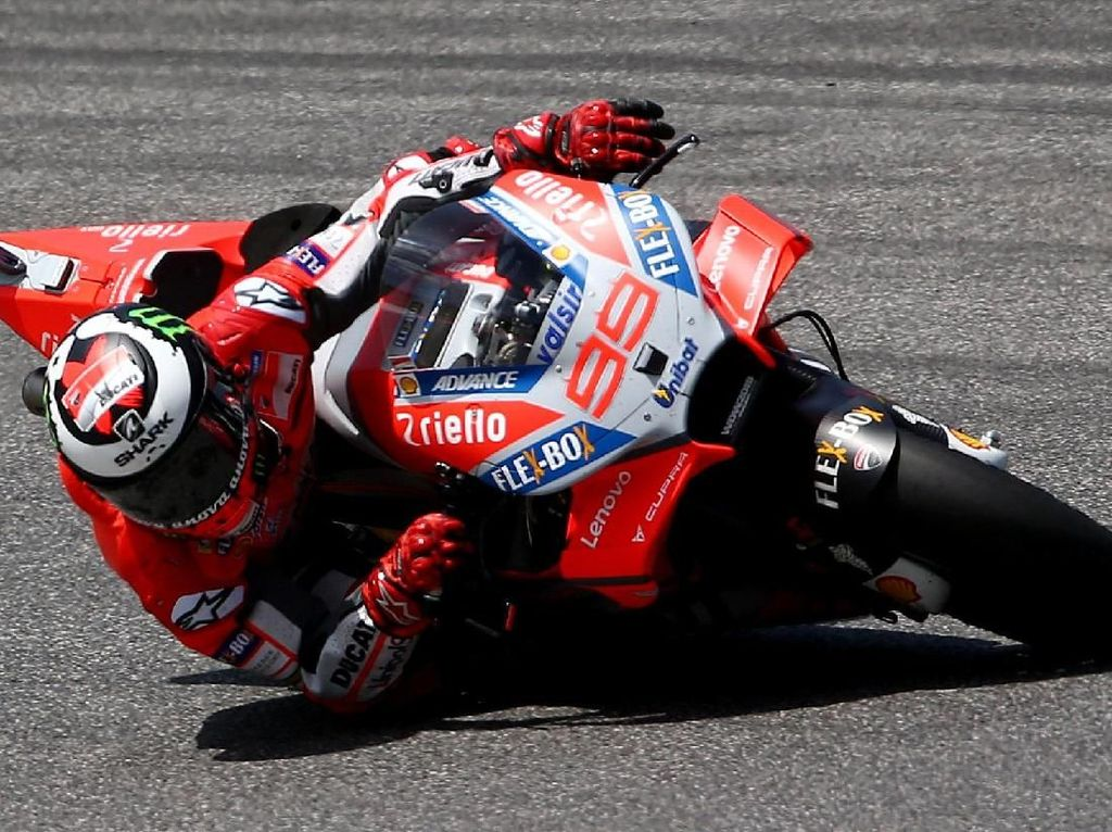 Laju Oke Lorenzo Diuji di MotoGP Belanda