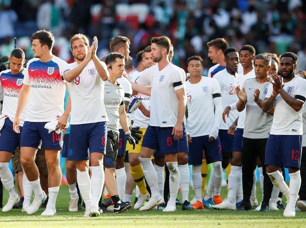 Utak-atik Formasi Inggris di Piala Dunia 2018
