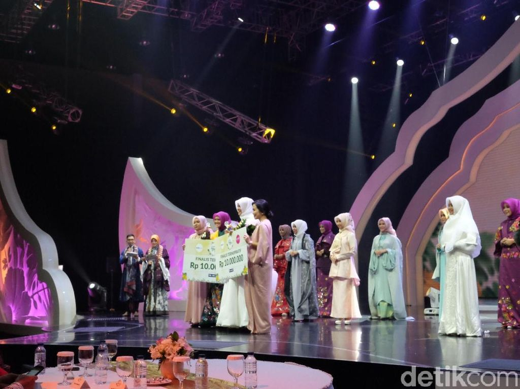Hijabers Ngawi Ini Jadi Juara Favorit Sunsilk Hijab Hunt 2018