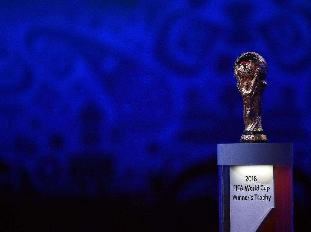 Starting XI Pemain Bintang yang Absen di Piala Dunia 2018