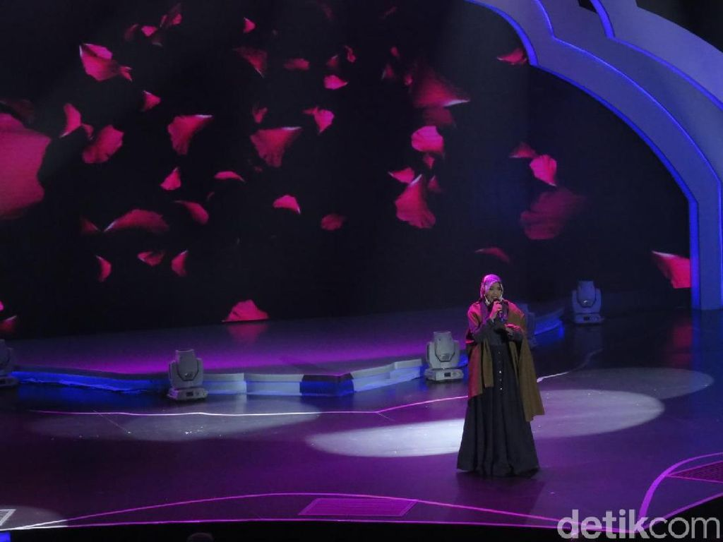 4 Finalis Sunsilk Hijab Hunt 2018 Pamer Suara Merdu di Malam Final