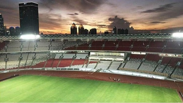 Konser Guns N Roses Dulu, GBK Sambut Piala AFF Kemudian