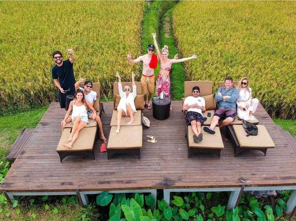 Kakak Tiri Kendall Jenner Menikah di Sumba