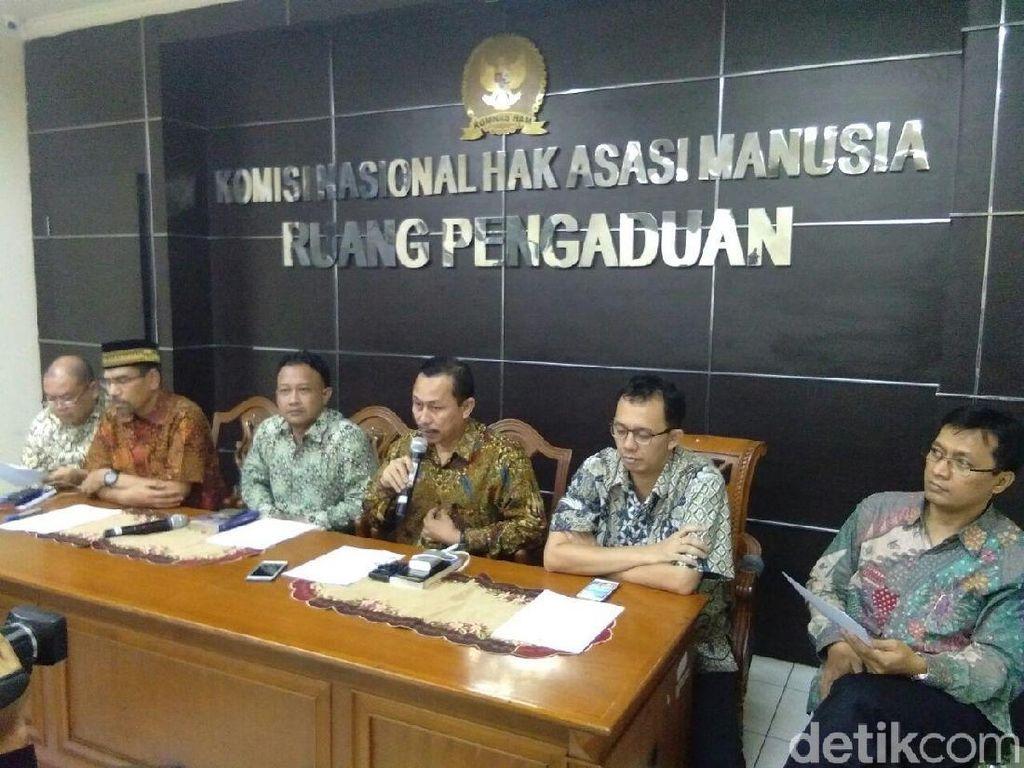 Komnas HAM: Jaksa Agung Wajib Tindaklanjuti Kasus HAM Masa Lalu