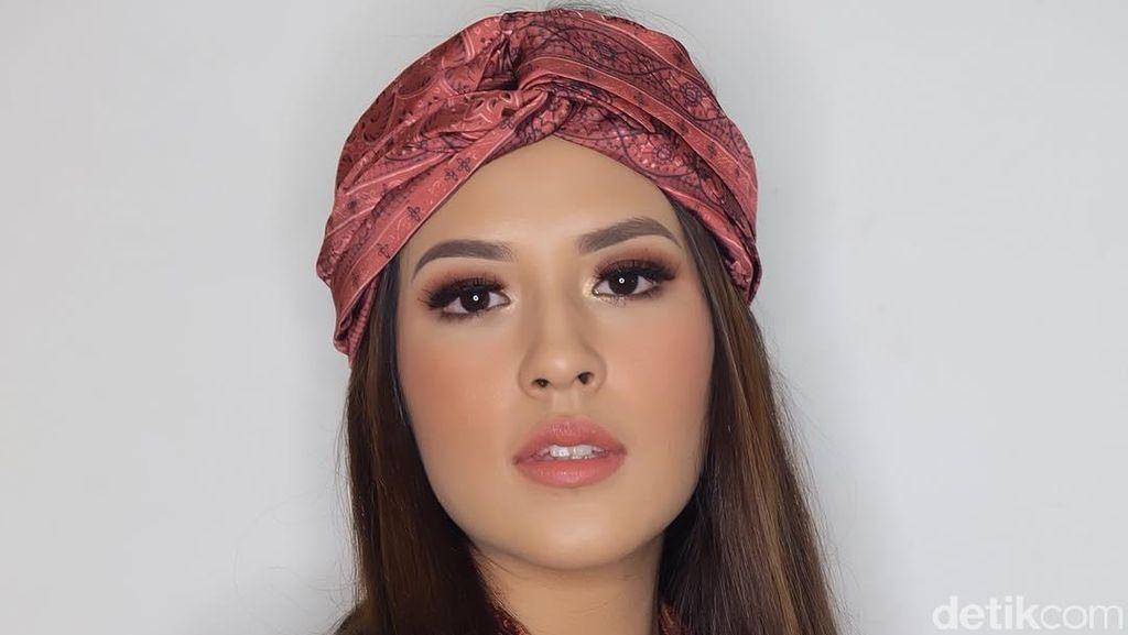Berbaju Modest di Grand Final Sunsilk Hijab Hunt 2018, Raisa Cantik Banget
