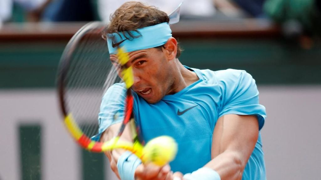 Nadal Jumpa Dominic Thiem di Final Prancis Terbuka 2018