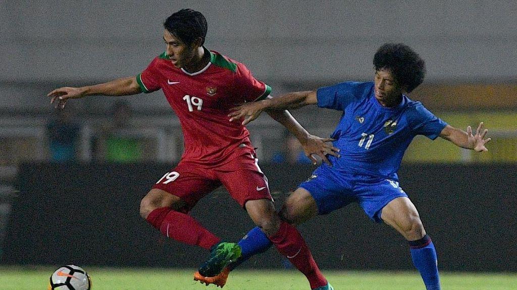 Inspirasi untuk Anak dari Pemain Timnas U-23, Hanif Syahbandi