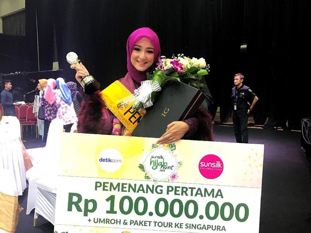 Mengenal Juara Sunsilk Hijab Hunt 2018, Cantik dan Berprestasi dari Kecil