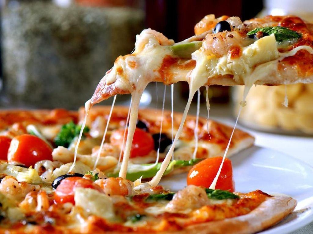 Dicari: Pencicip Pizza dengan Honor Rp 14 Juta Sehari