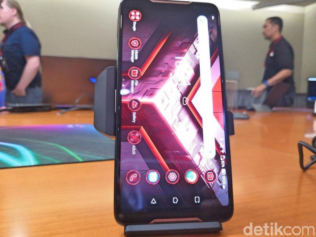 Ponsel Gaming Asus ROG Diluncurkan, Usung Spek Gahar