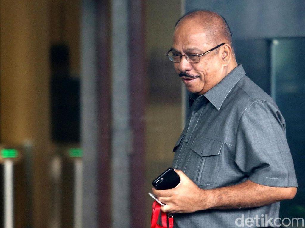 Ketua F-Golkar DPR Melchias Marcus Mekeng Tak Penuhi Panggilan KPK