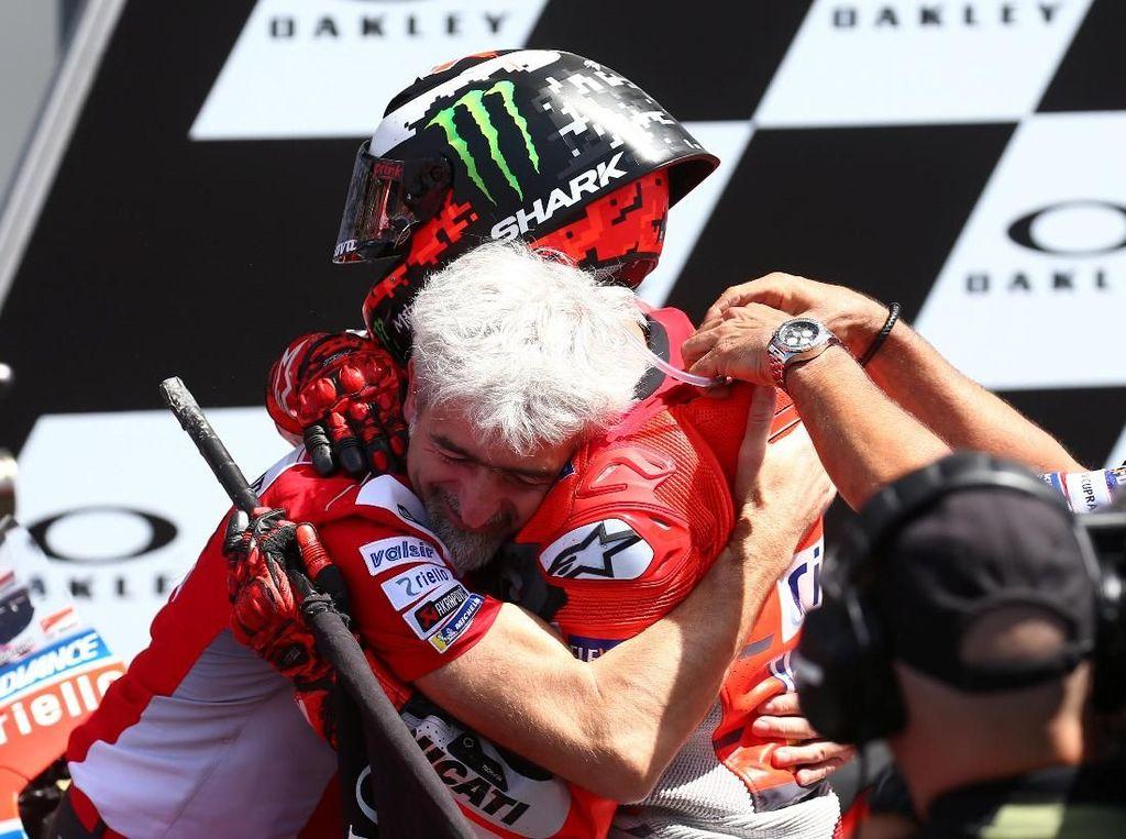 Bos Ducati: Inilah Lorenzo yang Sesungguhnya