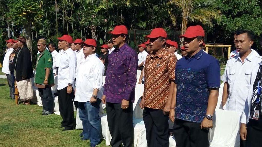 Perayaan Hari Lahir Pancasila di Bali