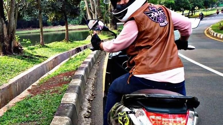 Modif Yamaha NMAX untuk Istri Tercinta
