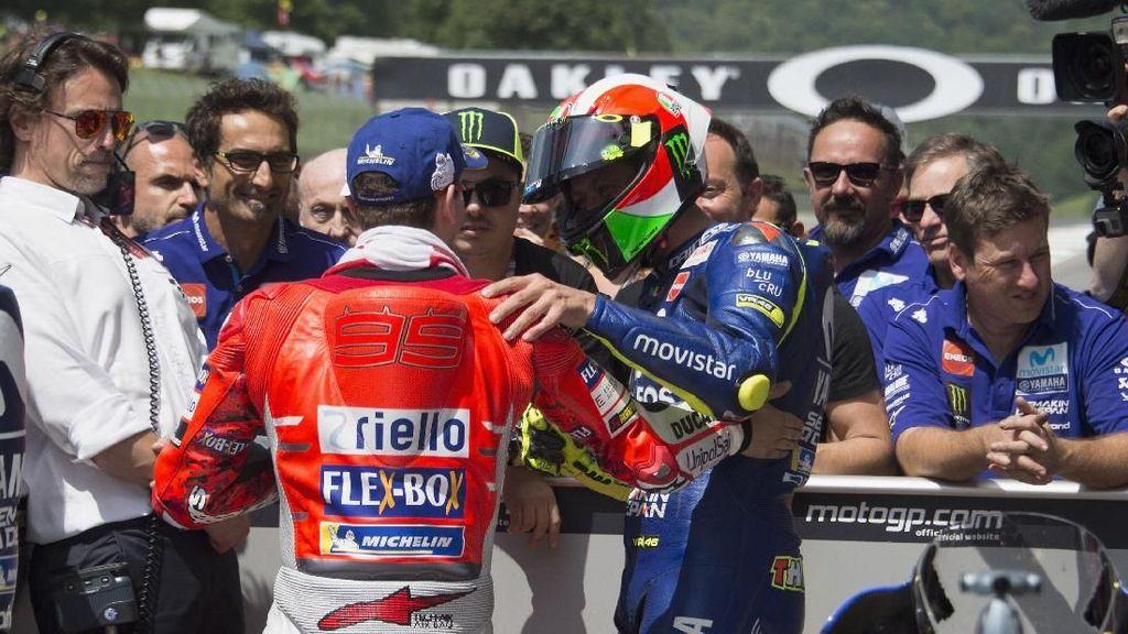 Sebut-Sebut Barca-Madrid, Lorenzo Yakin Yamaha Akan Bangkit Cepat atau Lambat