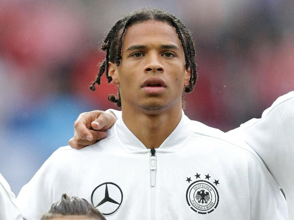 Ini Alasan Leroy Sane Dicoret dari Skuat Jerman di Piala Dunia 2018