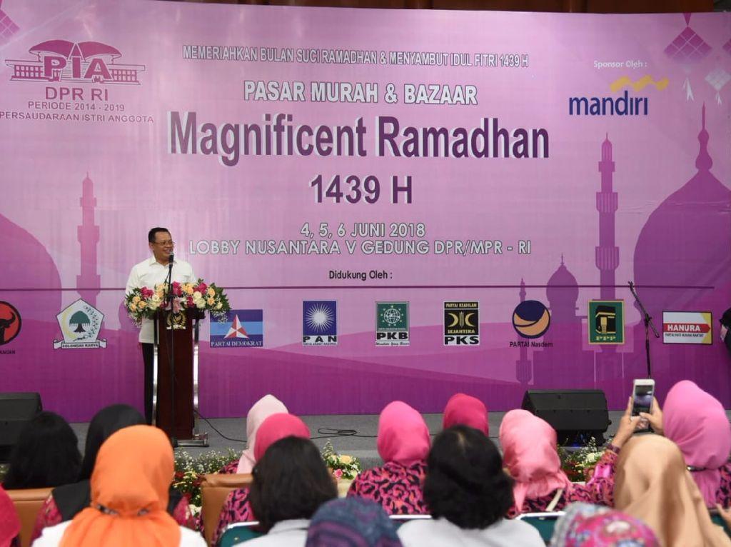 Magnificent Ramadhan, Cara DPR Bantu UMKM Promosi