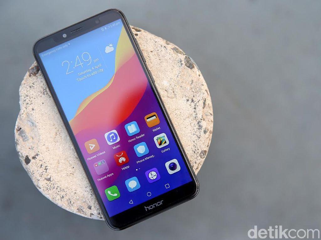 Honor 7A, Smartphone Murah yang Penuh Godaan