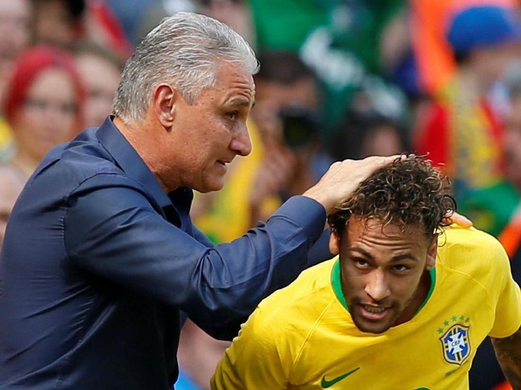 Tite dan Luka Brasil yang (Mungkin) Kembali Terkoyak