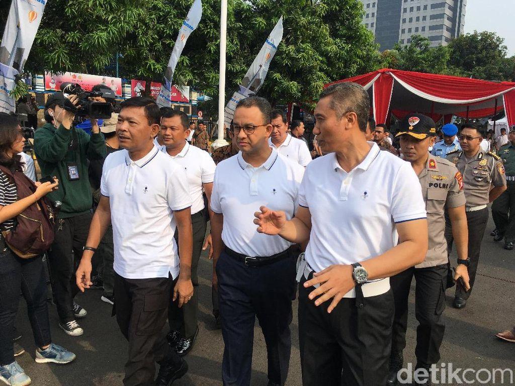Anies: Pemprov Siap Bantu Program Berteman Jakarta Berjalan Baik