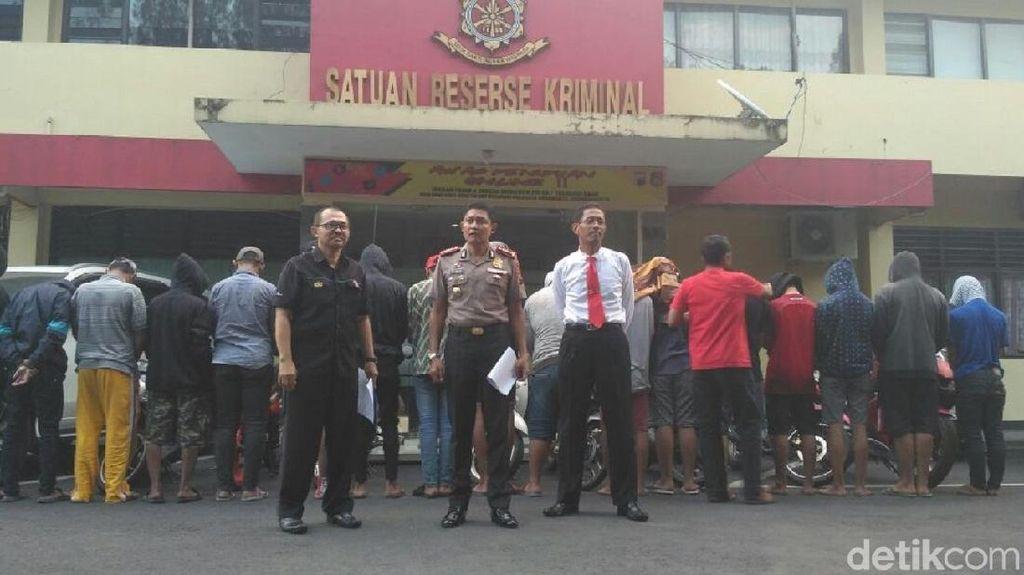 Polresta Surakarta Tangkap Pelempar Batu Rombongan Suporter
