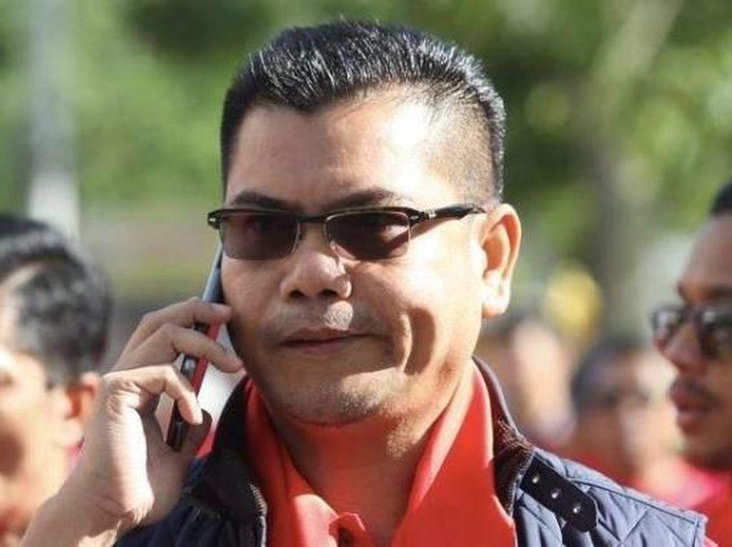Politikus Malaysia Jamal Yunos Sudah Dibawa ke Imigrasi
