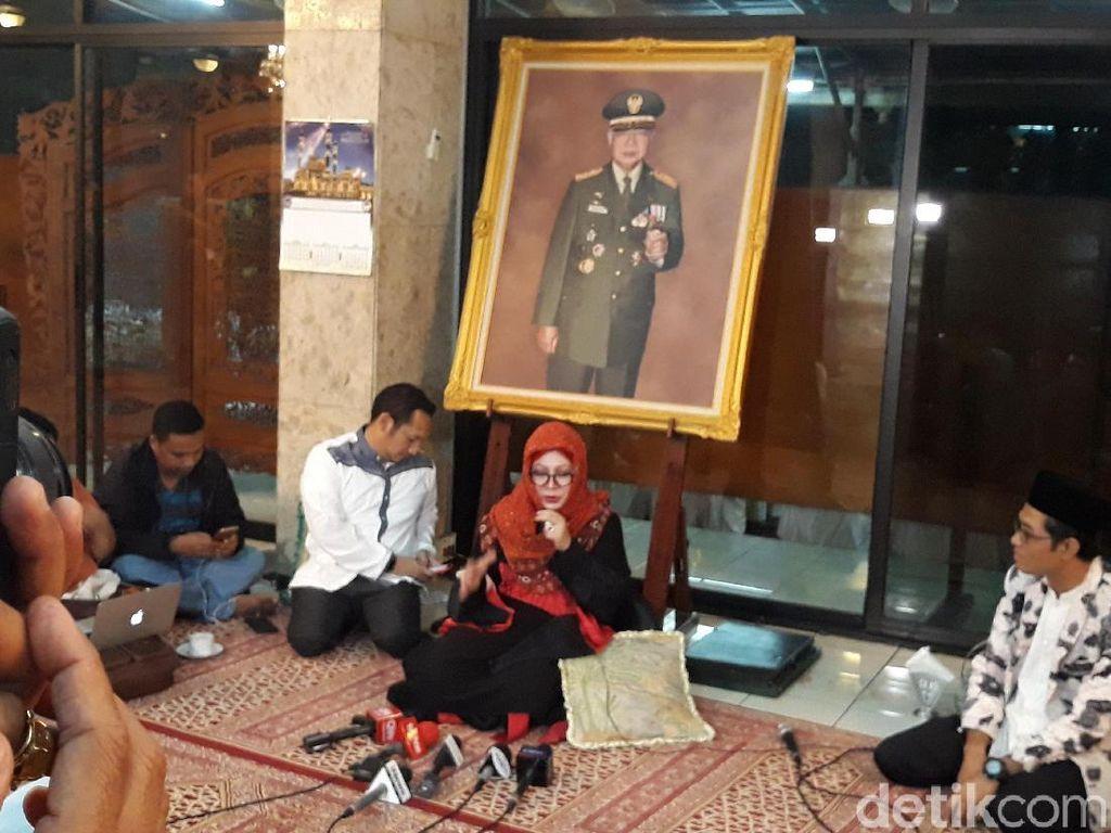 Kata Keluarga Cendana soal Partai Berkarya Tommy Soeharto