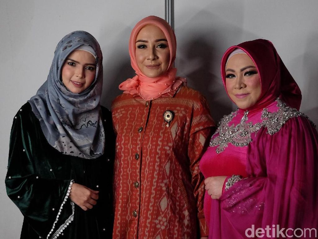 Gaya Melly Goeslaw Hingga Intan Erlita, Juri Final Sunsilk Hijab Hunt 2018